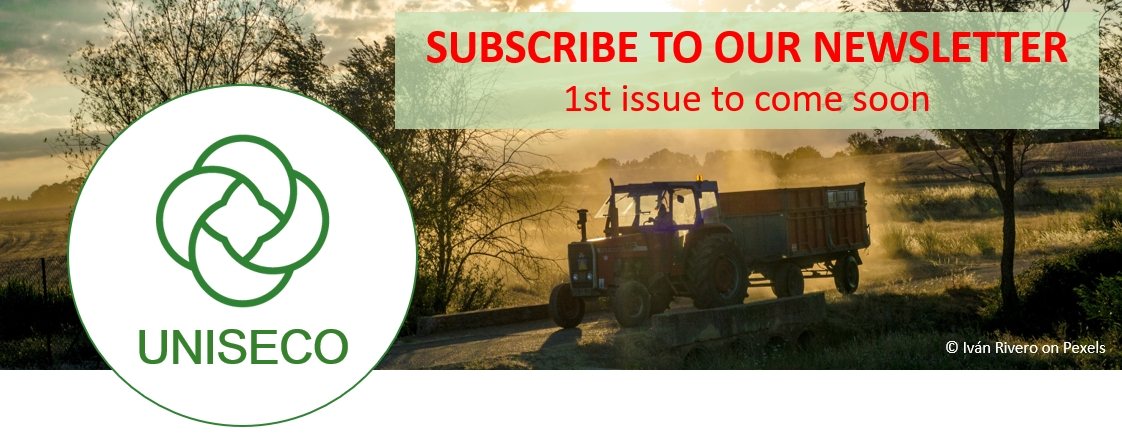 1st UNISECO newsletter is out soon - subscribe to our newsletter
