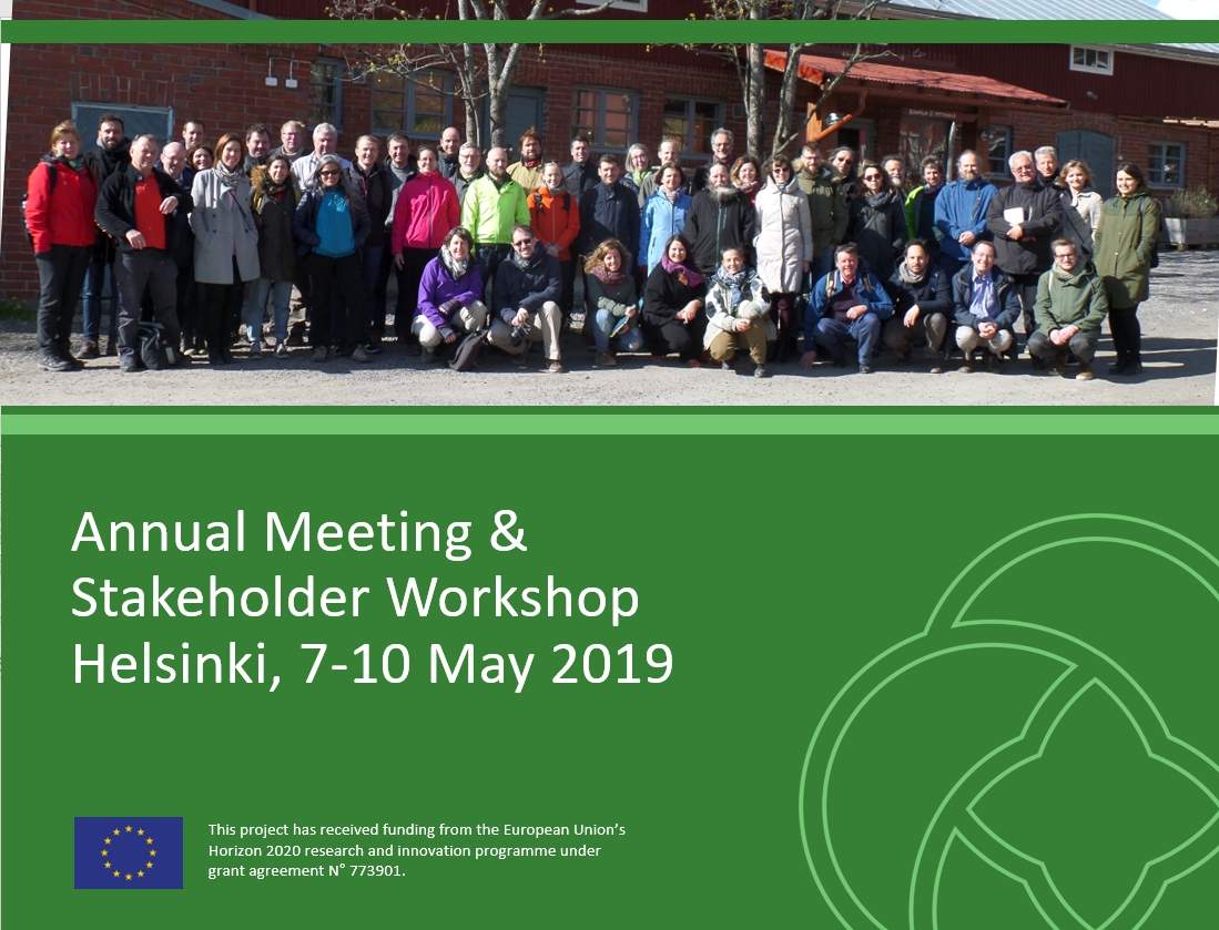 UNISECO 1st Annual Meeting and Stakeholder Workshop in Helsinki