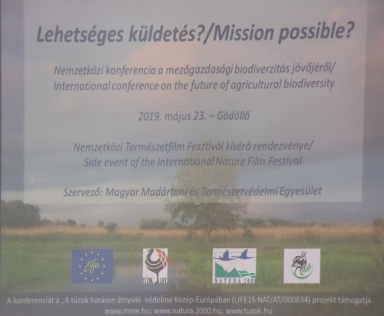 Mission possible? International Conference on Agricultural Biodiversity