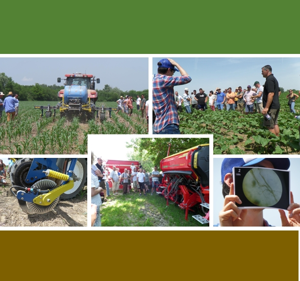 Preserving soil quality and soil health in arable farming: The case study in Hungary