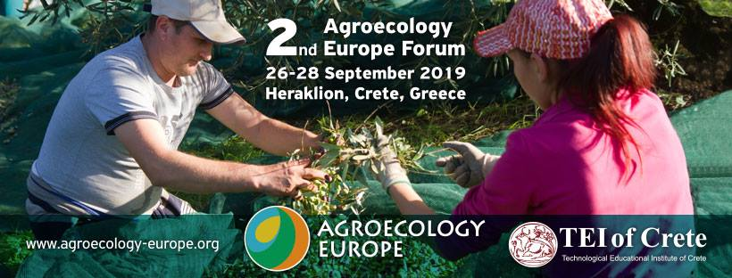 UPCOMING: 2nd Agroecology Europe Forum