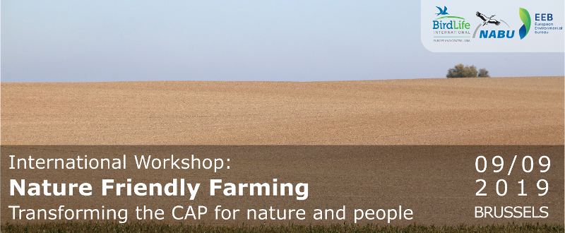 International Workshop: Nature Friendly Farming