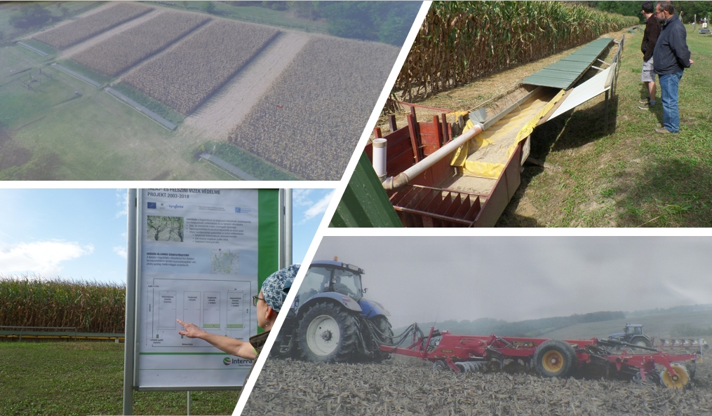 HU case study: conservation tillage - the role of demo farms