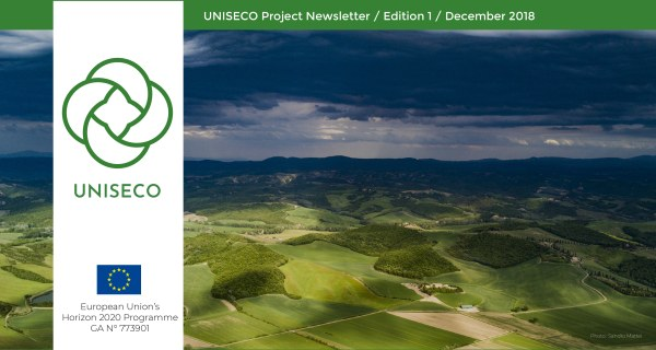 UNISECO Project Newsletter / Edition 1 / December 2018